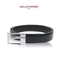 CUMAR精選休閒紳士皮帶0596-D6605