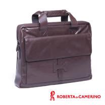 Roberta di Camerino全皮公事包 020R-766-02