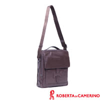 Roberta di Camerino全皮直式側背包 020R-767-02
