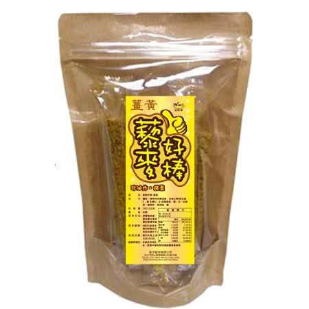 薑黃藜麥棒(純素)-15gx10支/包(12包組)