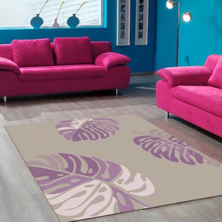 【范登伯格】花草集★森夏椰林丝质地毯(140x200cm)