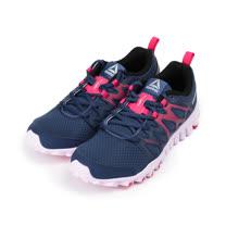 (女) REEBOK  Realflex Train 4.0 MT 限定版輕量訓練鞋 藍紫紅 BD5632 女鞋 鞋全家福