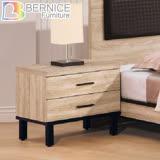 Bernice-帕爾1.8尺床頭櫃/抽屜櫃/收納櫃
