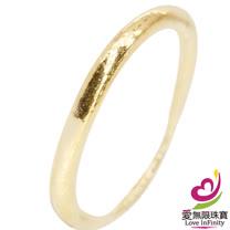 [ 愛無限珠寶金坊 ]  0.32 錢 一對 - 完美戀曲 - 黃金耳環-999.9