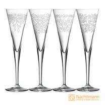 【德國Nachtmann】Delight情趣香檳杯(4入)165ml