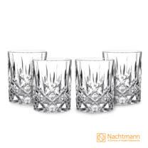 【德國Nachtmann】NOBLESSE貴族威士忌杯(4入)10cm