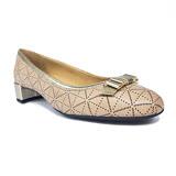 GEOX -D.CAREY義大利透氣鞋 高跟鞋 仕女鞋 牛皮