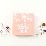 韓國Mellow乳牙保存盒-粉紅泡泡