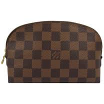 Louis Vuitton LV N47516 棋盤格紋萬用包/化妝包/晚宴包 現貨