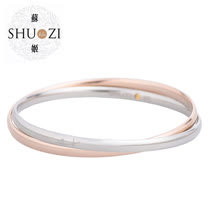 SHUZI™ 雙圈手環  - 美國製造  BC-S19