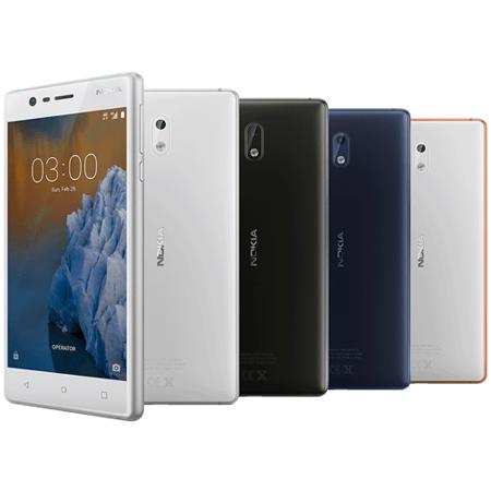 NOKIA 3 四核心5 吋 2/16G 智慧型手機