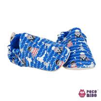英國 POCONIDO 純手工柔軟嬰兒鞋 (海獅與海象)