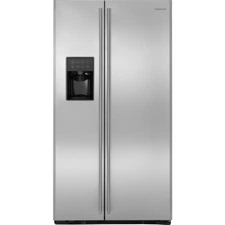 GE 奇異 702公升 嵌入式對開門變頻冰箱 ZFSB25DXSS