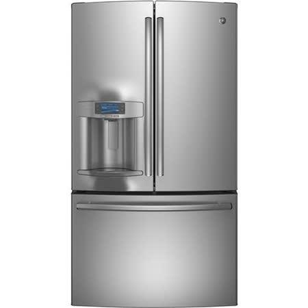 GE 奇異 786L 法式三門冰箱 PFE28RSHSS 不鏽鋼變頻門外取冰取水