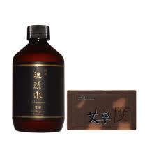 阿原 艾草潔淨組(洗頭水+皂)