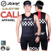 ZOOT Cali 極速限定版鐵人服組 男 黑紅