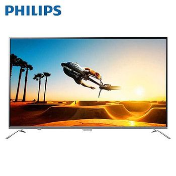 PHILIPS 飛利浦 55吋 4K 超纖薄智慧型液晶電視顯示器 55PUH7082+VBPHPTA7049