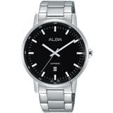 ALBA雅柏 PRESTIGE系列街頭酷流行手錶-黑/39mm VJ32-X272D(AG8H33X1)