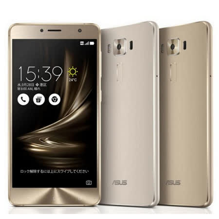 ASUS ZenFone 3 Deluxe ZS550KL 4G/64G-贈原廠透視皮套