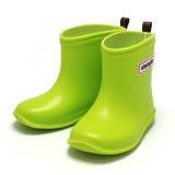 日本stample兒童雨鞋-青蘋綠