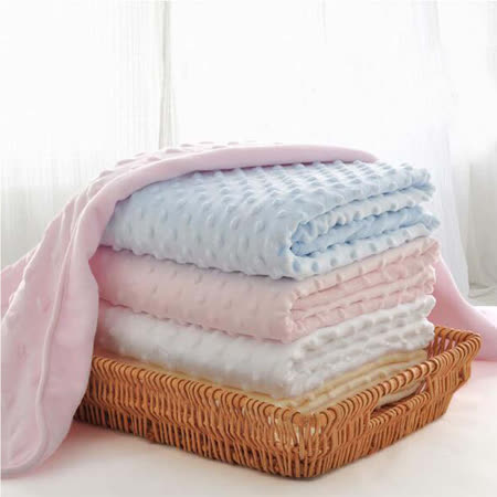 嬰兒包巾/豆豆毯/毛毯蓋毯