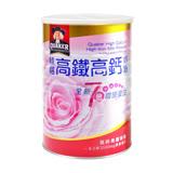隨機贈奶粉隨身包3包【桂格】高鈣脫脂奶粉-雙認證(健康三益菌/零膽固醇)1.5kg