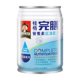 (贈2罐) 【桂格】完膳香草營養素香草(24罐/箱)