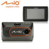 MIO MiVue™ 766 Pro GPS行車記錄器 送16G記憶卡+三孔擴充+清潔組+靜電貼+觸控筆