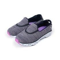 (女) LOTTO EASY FLOW 健體步行鞋 灰 LT7AWX5088 女鞋 鞋全家福