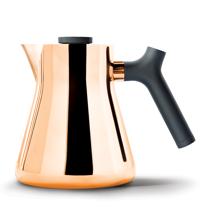 【FELLOW】RAVEN不鏽鋼測溫沖茶壺(玫瑰金)