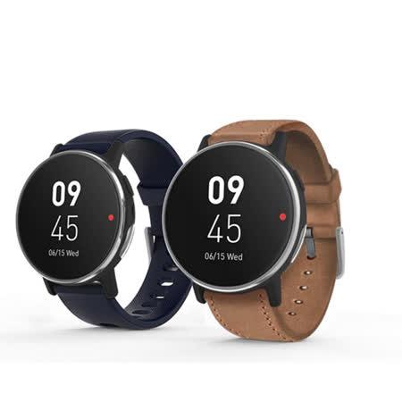 Acer 宏碁Leap Ware 智慧運動錶 世大運聯名款(棕色錶帶)