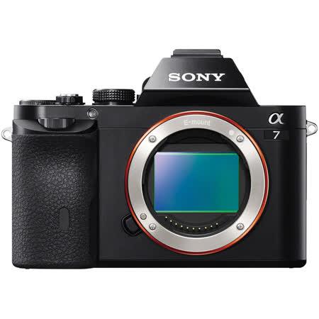 SONY A7 單眼相機 (公司貨) ILCE-7 單機身 ILCE7 ★贈32G高速卡+座充+吹球清潔組+保護貼