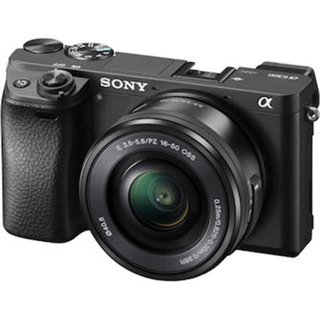 SONY 單眼相機 A6300L 單鏡組 (公司貨) ILCE-6300L A6300