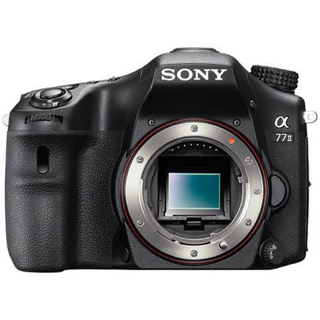 SONY ILCA-77II A77 II 單機身 ILCA-77M2 A77M2 單眼 相機 ★贈32G高速卡+座充+吹球清潔組+保護貼