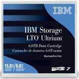 IBM LTO7 磁帶 (6 TB native Up to 15 TB with 2.5:1 data compression) 一盒五卷