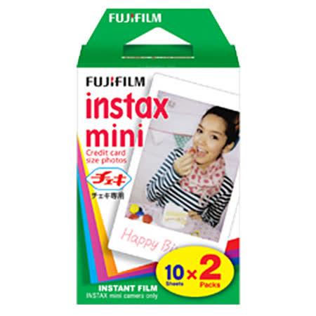 富士mini-空白底片(10張X2包)