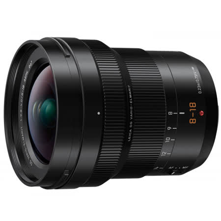 Panasonic LEICA DG VARIO-ELMARIT 8-18mm F2.8-4.0 ASPH.超廣角變焦鏡頭(公司貨).-送保護鏡(67mm)