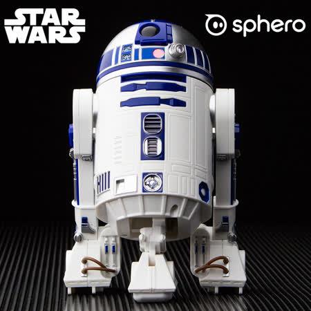 [贈送威秀影城電影票] Sphero Star Wars 星際大戰<br>  R2D2 遙控機器人