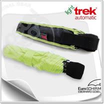 【德國 EuroSCHIRM】全世界最強的雨傘!!! LIGHT TREK AUTOMATIC 高彈性抗鏽自動傘/折疊傘/戶外風暴傘/晴雨傘/淡綠 3032-OLG