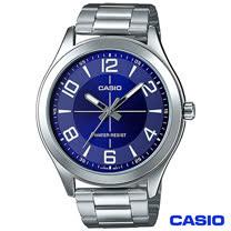 【CASIO 卡西歐】紳士風鏤空夜光指針男錶 MTP-VX01D-2B