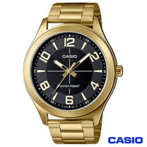 【CASIO 卡西歐】熟男風尚鏤空夜光指針男錶 MTP-VX01G-1B