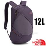 【美國 The North Face】新款 ELECTRA 超輕時尚避震透氣多功能後背包12L(電腦書包_可容15吋筆電)學生書包.出國旅遊  2RDA 紫 N