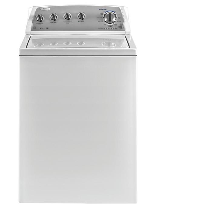 惠而浦 Whirlpool 美國 12公斤 直立式短棒單槽洗衣機 WTW4950XW 品