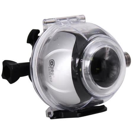 360-Sport 360度全景VR運動攝影機