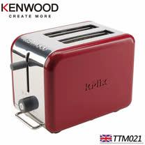 英國Kenwood kMix系列烤麵包機 TTM021A