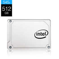 Intel 英特爾 545s 512GB 2.5吋 SSD 固態硬碟
