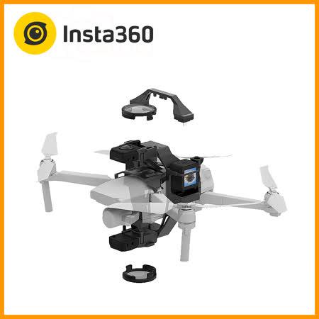 Insta360 PRO 8K VR 專業級360°全景攝影機 (公司貨)--黑