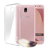 三星 Samsung Galaxy J7 Pro J730 超薄羽翼II耐磨水晶殼 透明殼