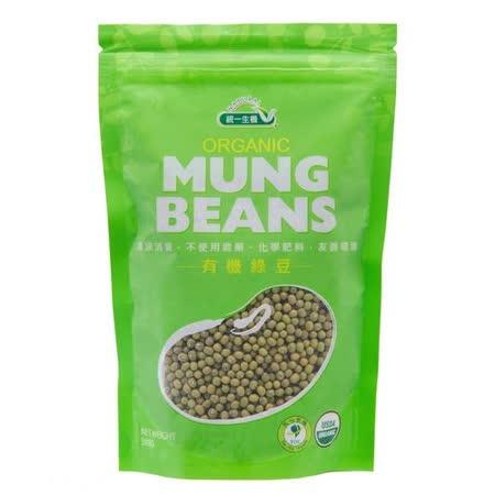 [統一生機]有機綠豆(380g)