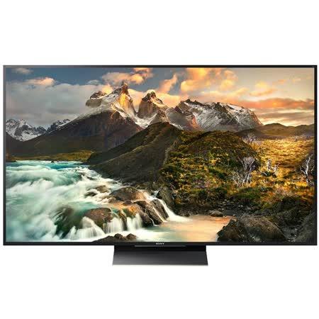 【SONY】65吋4K智慧型液晶電視 KD-65Z9D (含視訊盒)